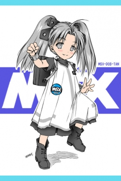 MSX-DOSたん